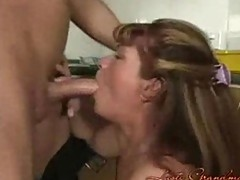 A horny mature still love a cock
