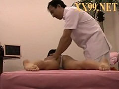 Massage candid part1