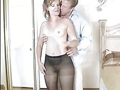 Sadie getting her mature pussy fucked