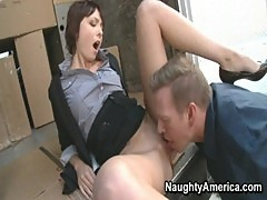 Zoe voss - naughty office