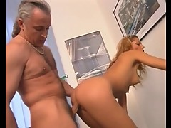 Docter fucks slutty nurse