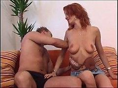 Red Heads Doing What There Good At.....Fucking!