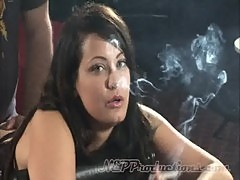 Breeana Leer - Smoking Fetish at Dragginl ...