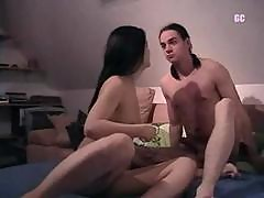 German Student Couple At Home 4