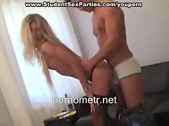 Horny students have threesome pornometr.net