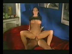 Swedish Amandla fucking in Bed