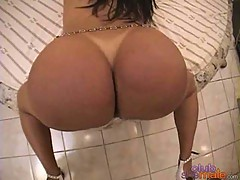 Hot tranny with nice butt gets nailed