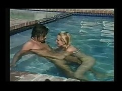 Randi Storm - Hot Under Water Sex in a Pool