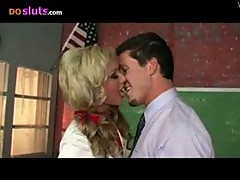 Kayden Kross Fucks her Teacher Dosluts.com