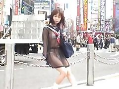 Mikan Amazing Asian Schoolgirl Enjoys Part2