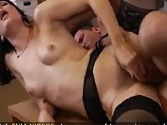 Bobbi Starr Fucks Boss To Keep her Job