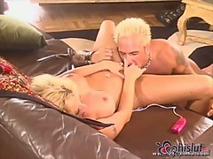 Brittney Skye gets fucked with so much force
