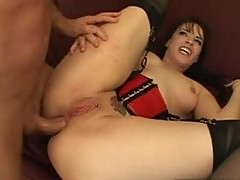 Dana Dearmond Swallows Down A Big Juicy Load