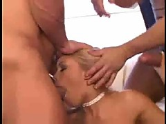 Gia Paloma Enjoying A Mean DP