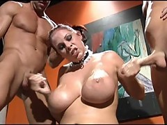 Gianna Michaels - Sybian and Blowjobs