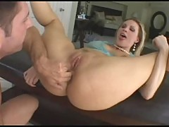 Anal creampie for harmoney