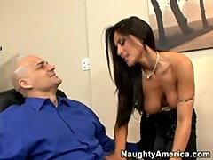 Jenaveve jolie naughty office