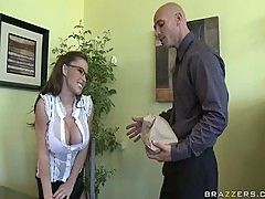Jenna Presley Sandwich my cock between your lips and eat it