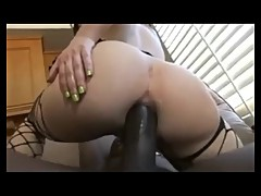 Katie St. Ives Gets an Assfull
