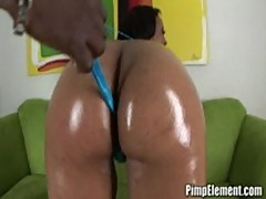 Kandi kream - titfuck and blowjob combo