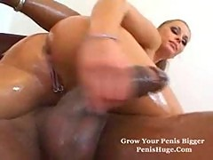 Liliane Tiger Fucking Black Cock