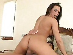 Rachel Starr Rides A Big Cock Like A Champ