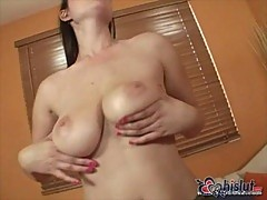 Rucca Page loves the taste of hard cock