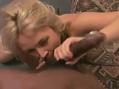 Sarah Vandella has adventure with huge black cock