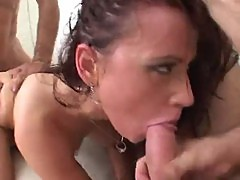 Sindee Jennings Double Vaginal