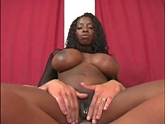 Vanessa Blue - Big Wet Black Ass & Titties