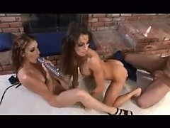 Brandi Lyons Vanessa Lane in a threesome