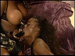 Vanessa blue and Monique