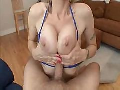 Velicity Von Gives A Nice Pov Of Her Fucking And Sucking Cock