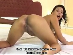 Brazilian slut enjoying brazilian cock - ep