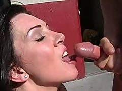 Tthis lad sMack of freshly disCharged cum is what Milf Rayveness can't live without after a shagging