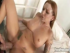 Scarlet Pain - Creampie Squeeze