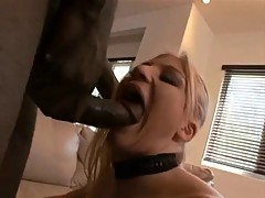 Aurora Snow Throat Fuck and Anal
