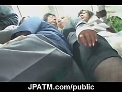 Public Sex Japan - Japanese Teens Fuck In Public clip11