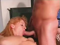 These French Gals Are Fingering And Toying Each Other And Then Share A Cock