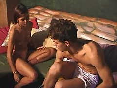 Amateur German Teens Playing