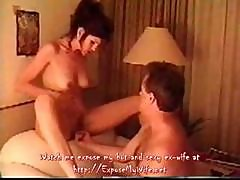 Hottie Husband And Wife Team Have Some Passionate Sex Inside Their Hotel Room