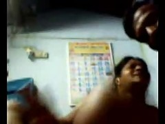 Sexy Northindian HUGE BOOBS Aunty's Blowjob