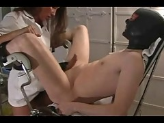 BRITISH:- NURSE - GIVES YOU TREATMENT-:ukmike video