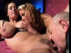 Italian porn scene with lots of oral sex
