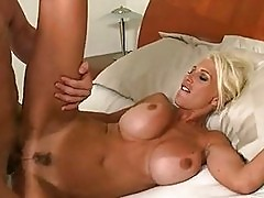 Filthy bitch Puma Swede gets real banged just the perfect wa...