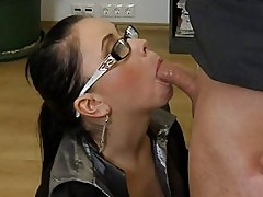 Anal Fucking the New Secretary at work