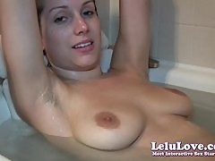 Lelu LoveShaving Armpits And Legs