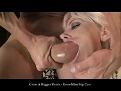 Blondie short hair suck and fuck 02