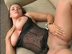 Busty babe Erica Campbell looking hot and tempting as ever i...