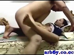 Egyptian student sex at home